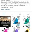 Night Instagram